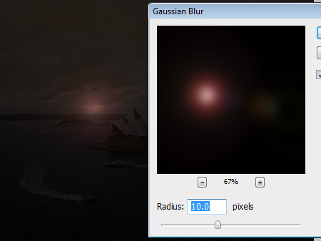 Photo Gaussian Blur