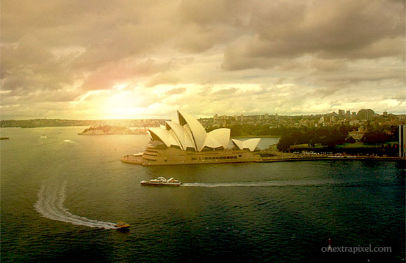 Opera House Sunset Final