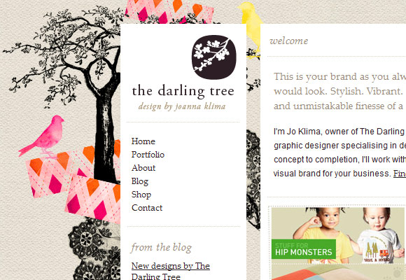 The Darling Tree