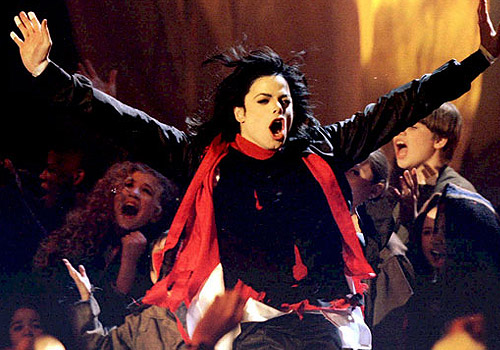 MJ BritAwards