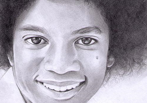 MJ Pencilsketch