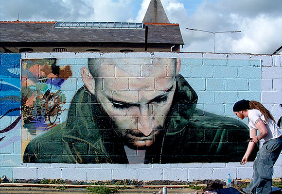 Conorharrington Graffiti