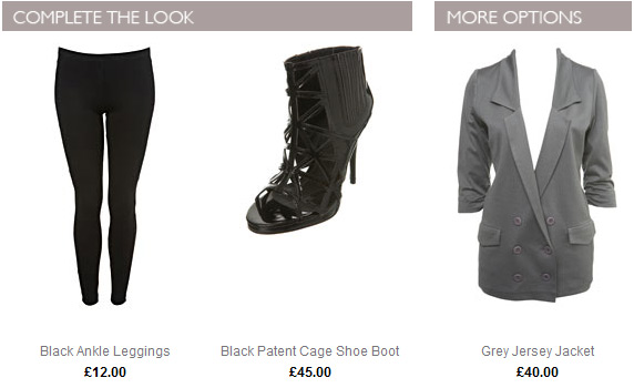 Miss Selfridge Amazon Related Options