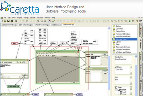 Caretta Prototype Tool