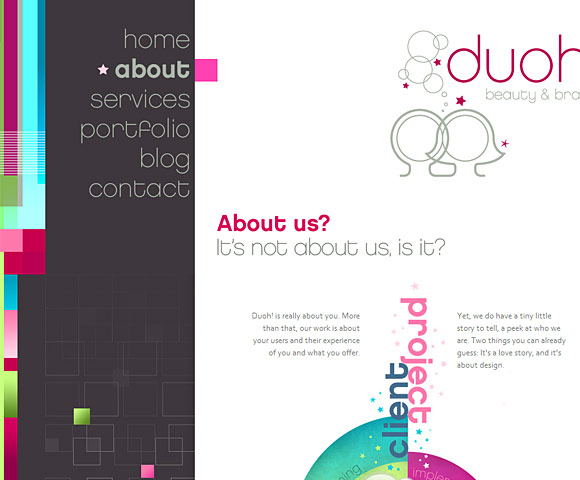 Duoh Home Page