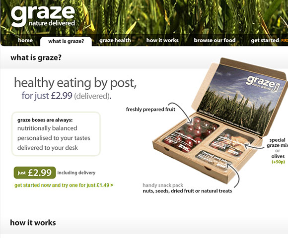 Graze About Page