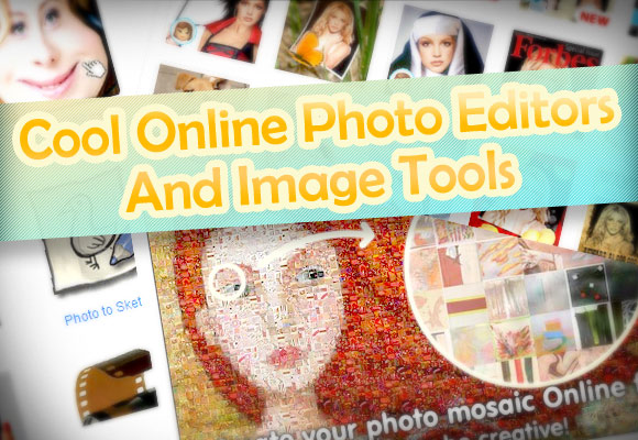 Photo Editors and Image Tools