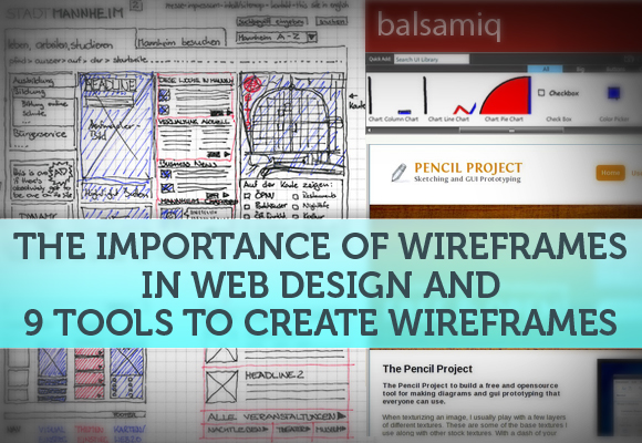 Importance Of Wireframes And Tools To Create Wireframes