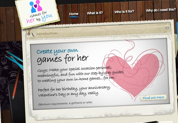 Games For Her By You