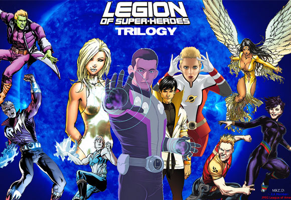 Legion Trilogy