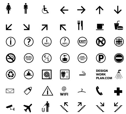 18 Free Dingbat Fonts Great for Interface Design