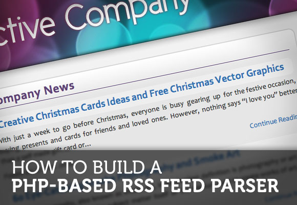 RSS Feed Parser