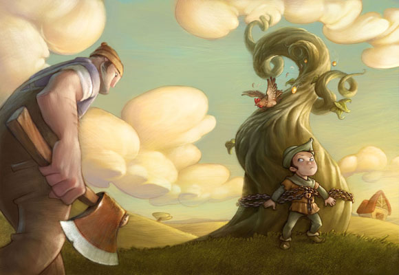 Jack and The Beanstalk - Roberto Campos
