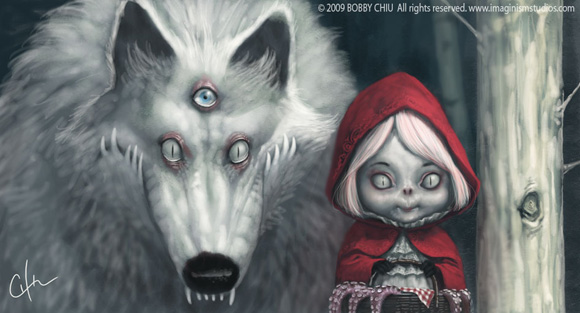 Little Red Riding Hood - Bobby Chiu
