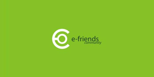 e-Friends Community Logo
