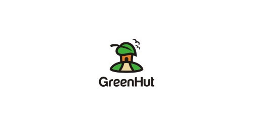 Green Hut Logo