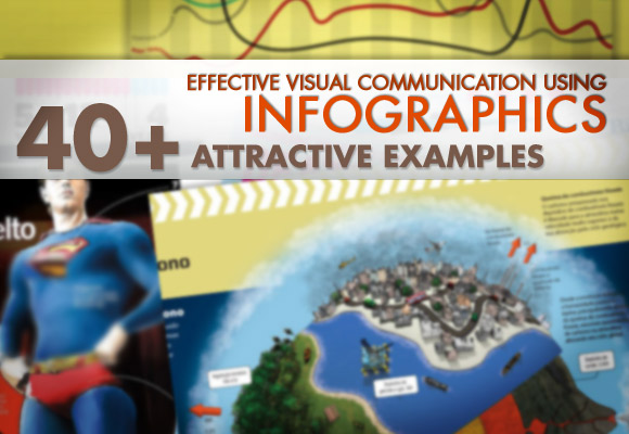 Effective Visual Communication Using Infographics: 40+ Attractive Examples