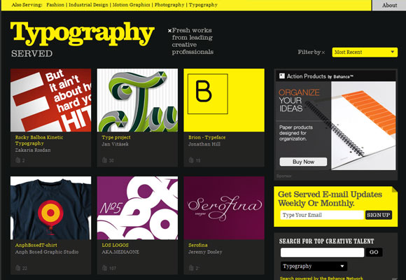 Anatomy Of Colors In Web Design Yellow And The Sunshine Feel