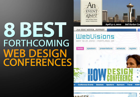 The 8 Best Forthcoming Web Design Conferences