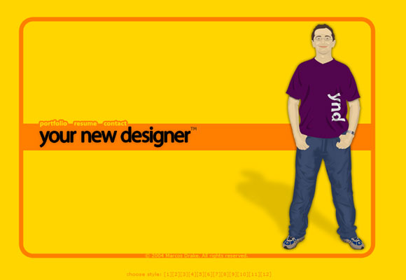 Your New Designer