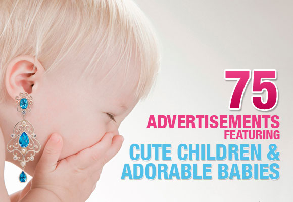 Cure Children and Babies Advertisements