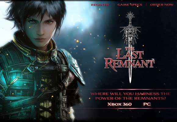 The Last Remnet
