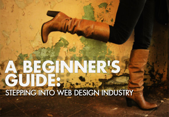 Stepping into Web Design Industry