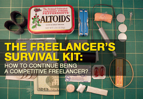 The Freelancer's Survival Kit