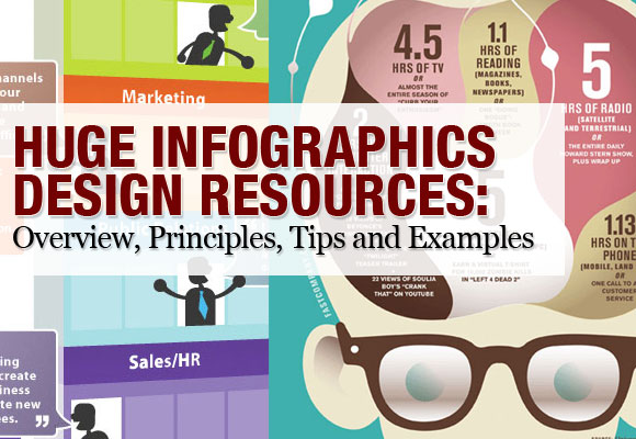 Huge Infographics Design Resources: Overview, Principles, Tips and ...