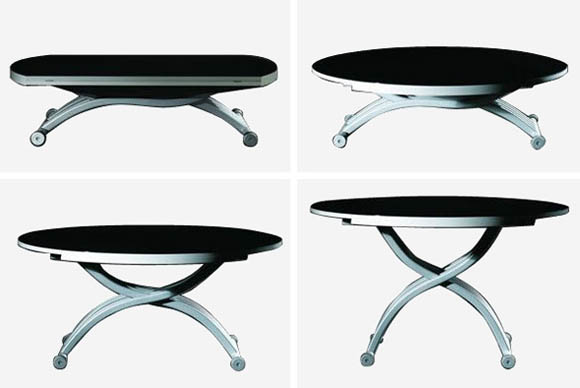 Transformable Couch Tables by Ozzio 2
