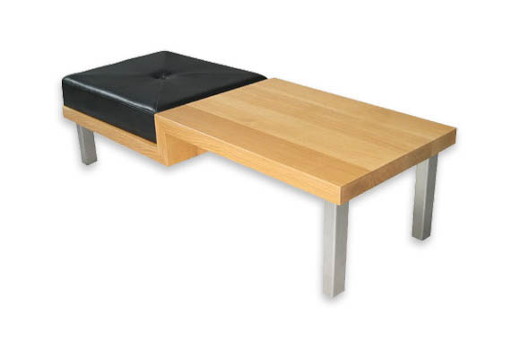 Plateau Coffee Table/Bench