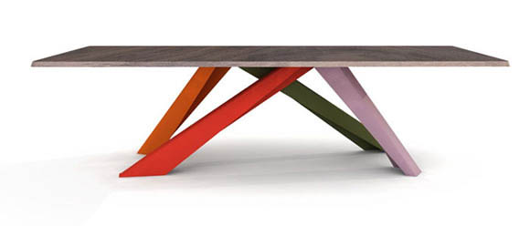 Big Foot Table by Alain Gilles 1