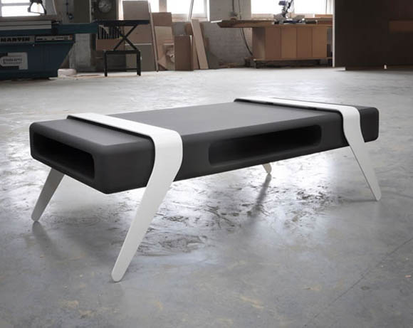 Up-Coffee Table by Gauthier Poulain 1