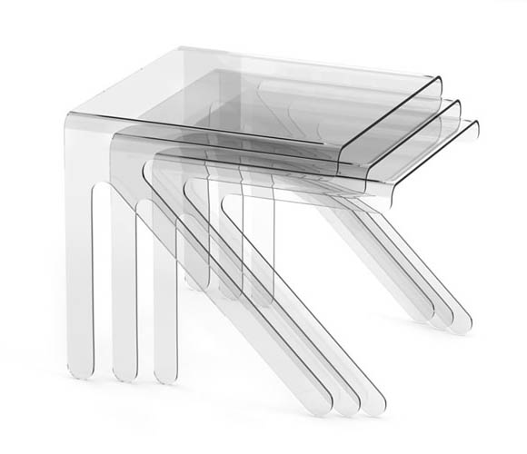 Jo 8 Nesting Tables by Timothy Schreiber 2