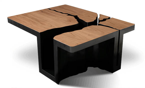 43 Creative Tables Combining Aesthetic Beauty With