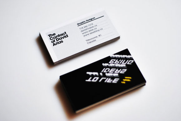 38 business cards of designers in the community dan vuletici is a creative dude artist illustrator graphic and web designer based in timisoara romania colourmoves