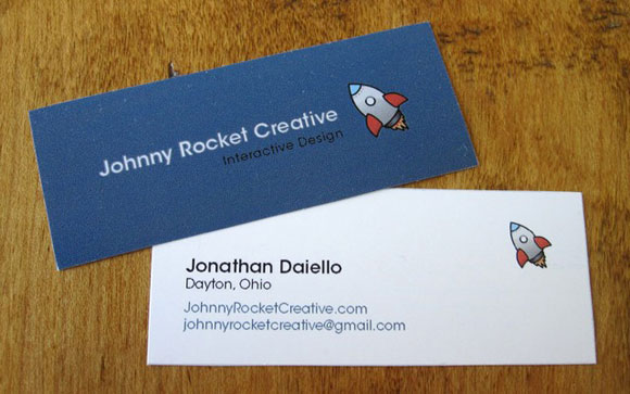 38 business cards of designers in the community rocket colourmoves