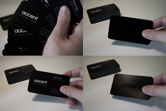 38 business cards of designers in the community vega reheart Gallery