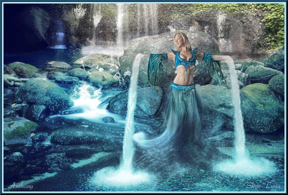 Goddess of Water
