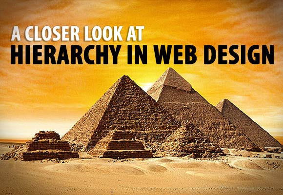 Hierarchy Web Design