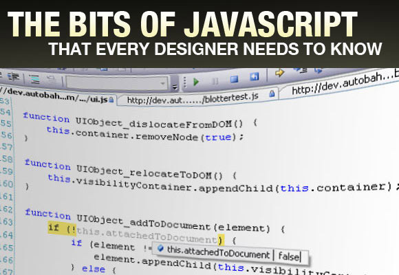 Bits of JavaScript