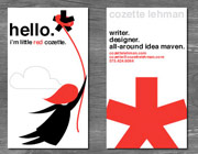 38 Awe-Inspiring Business Cards of Designers In The Community