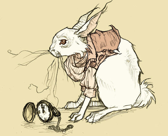 The White Rabbit: Revised by MirrorCradle
