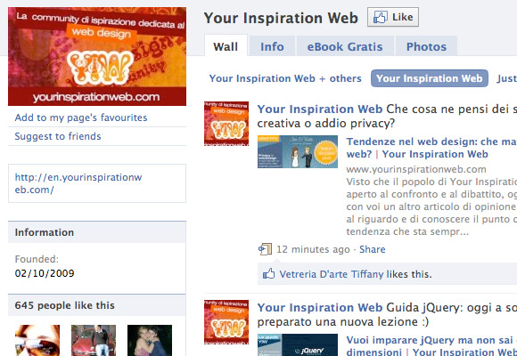 The Inspiration Web