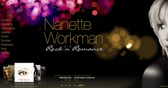 Nanette Workman