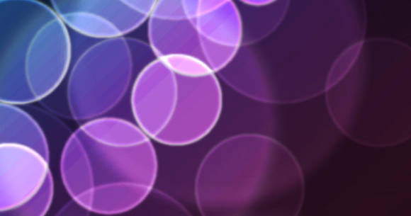 Bokeh Vector background in Illustrator