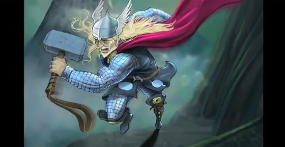 Thor – The God of Thunder