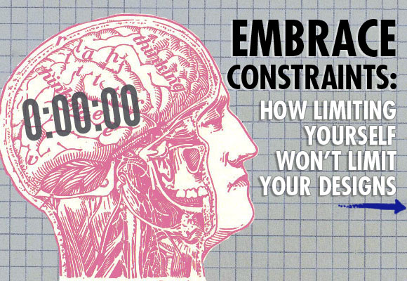 Embrace Constraints: How Limiting Yourself Won't Limit Your Designs