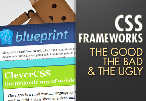 Css frameworks the good the bad and the ugly malvernweather Image collections
