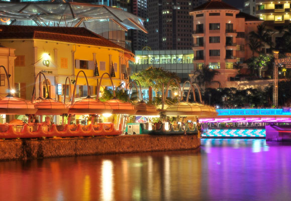 Singapore River Festival Photowalk